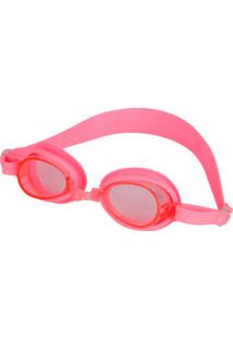 Óculos De Natação Oxer Fast Swim - Infantil - Rosa