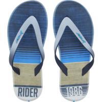 67b0085b37 Centauro. Chinelo Rider Grendene R1 Energy - Masculino ...