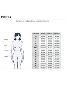 Jaqueta Jeans Feminina Hering Estilo Bomber