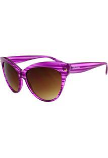 Óculos De Sol Díspar D1714-Lilas