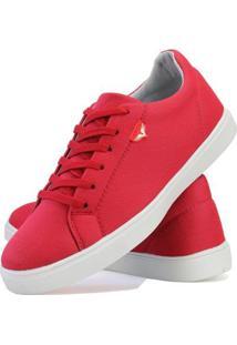 Tênis Florense Masculino - Masculino-Vermelho