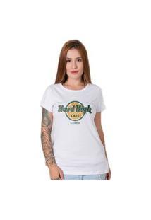 Camiseta Stoned Hard High Branca