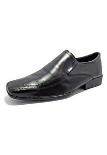 Sapato Social Masculino La Faire 9550 Preto