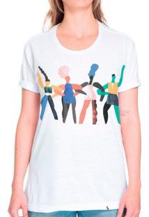 Juntas - Camiseta Corte Tradicional
