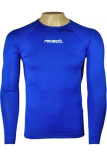 Camisa Térmica Reusch Underjersey M L Infantil - Masculino 940838811c086