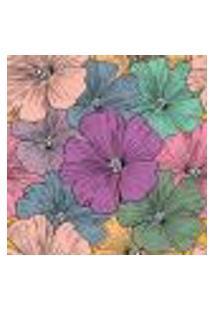 Papel De Parede Adesivo - Floral - 127Ppf