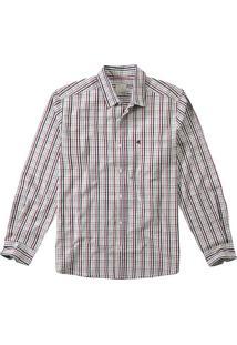 Camisa Slim Menino Malwee Kids