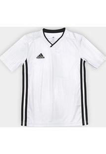 Camisa Infantil Adidas Tiro 19 - Masculino