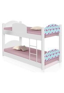 Beliche Infantil Flamingos Casah
