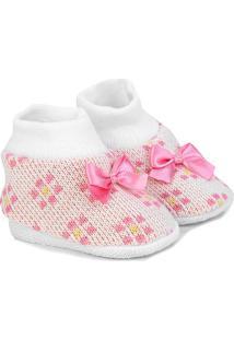 Sapato Meia Infantil Pimpolho Rn - Feminino