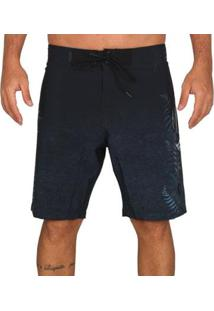 Bermuda Mcd Água Dark Fern Masculina - Masculino