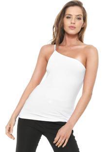 b36d17f058 Regata Le Lis Blanc Ombro Unico feminina