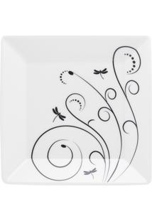 Conjunto 6 Pratos Para Sobremesa Oxford Quartier Freedom 20Cm Porcelana