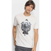 Camiseta Mcd Regular Holy Masculina - Masculino-Marrom Claro cbd0dffab60