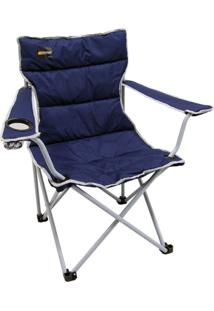 Cadeira Dobrável Fácil Montagem E Desmontagem Boni Nautika