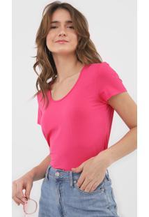 Camiseta Malwee Lisa Pink - Kanui