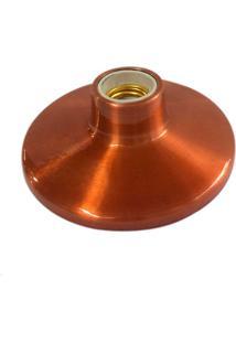 Plafonier Turquia Alumínio E27 Cobre - Pl150/Co - Kin Light - Kin Light