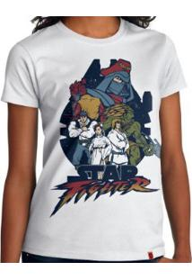 Camiseta Star Fighter
