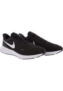 Tênis Nike Revolution 5 Esportivo Masculino Preto
