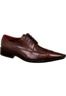 Sapato Social Malbork Em Couro - Masculino