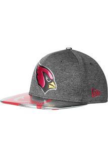 Boné New Era Nfl Arizona Cardinals Aba Reta 950 Original Fit Sn Spotlight  Masculino - Masculino 780ec37bfd29a