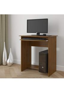 Mesa Para Computador Prática Ej Móveis Malbec