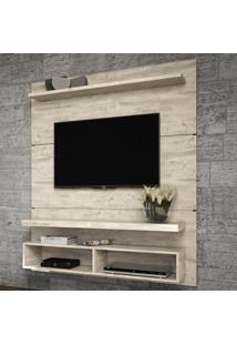 Painel Para Tv Até 50 Polegadas 1.3 Life 2 Nichos 8952 Aspen - Pnr Móveis