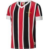 1556eaedb91 Camisa Retrô Gol São Paulo Libertadores Masculina - Masculino