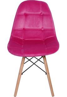 Cadeira Império Brazil Rosa