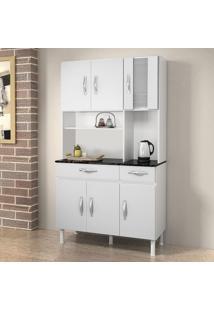 Cozinha Compacta Ventura 6 Pt 2 Gav Branco
