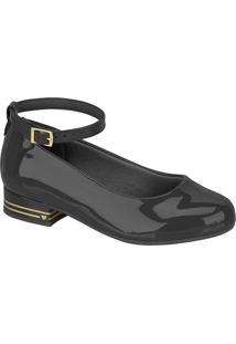 Sapato Molekinha Infantil Feminino 252820713488