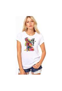 Camiseta Coolest Shiva Color Branco