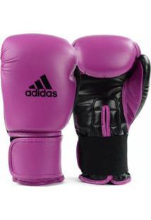 Luva De Boxe Muay Thai Adidas Power 100 - Unissex