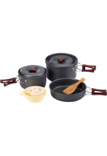 Kit De Panela Camping Cook - Naturehike