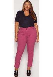 T-Shirt Almaria Plus Size La Qualite Malha Preta
