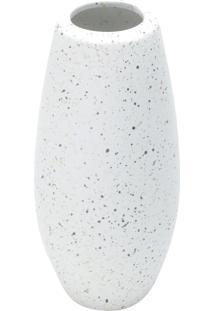Vaso Decorativo De Cerâmica Dara