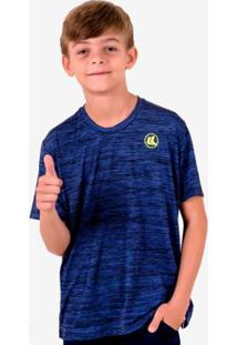 Camisa Esporte Legal Plank Infantil - Masculino