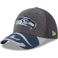 Netshoes. Boné Seattle Seahawks Draft 2016 Spotlight- New Era - Unissex df9c7a29bd4