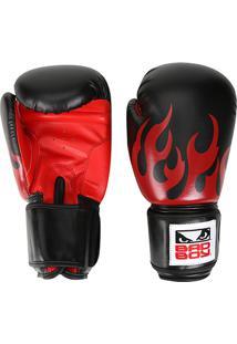 Luva De Boxe/Muay Thai Treino Bad Boy 12 Oz - Unissex