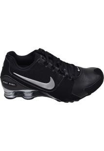Tênis Masculino Corrida Shox Avenue Nike Preto