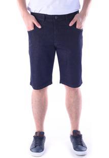 Bermuda 656 Jeans Slim Traymon Blue Black