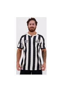 Camisa Umbro Santos Ii 2020 Libertadores