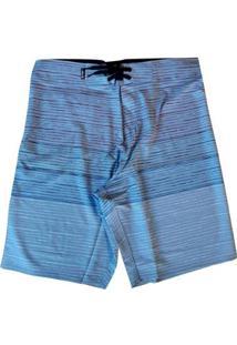 Bermuda Boardshort Traialblaze Oversize - Masculino-Azul