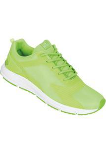 Tênis Actual Verde Neon Em Sintético