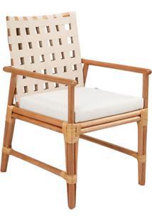 Cadeira Spazio Junco Envelhecido Trama Percinta Estrutura Apuí Eco Friendly Design Scaburi