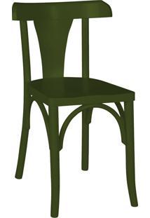 Cadeira Felice 78,5 Cm 415 Verde Musgo - Maxima