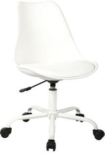 Cadeira De Escritório Secretária Luisa Branco