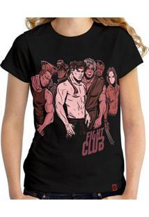 Camiseta Fight Club