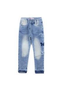 Calça Jeans Infantil 10166 - Oznes