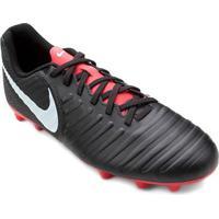 adaee082ba40e Chuteira Campo Nike Tiempo Legend 7 Club Fg - Unissex
